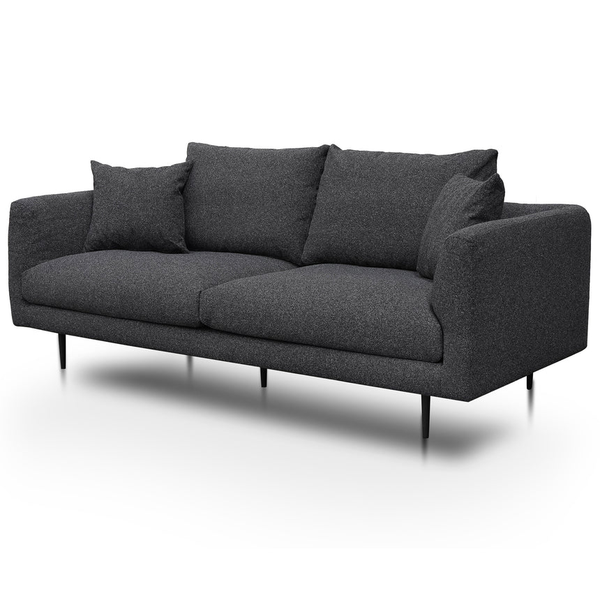 CLC2708-YY 3 Seater Sofa - Dark Grey