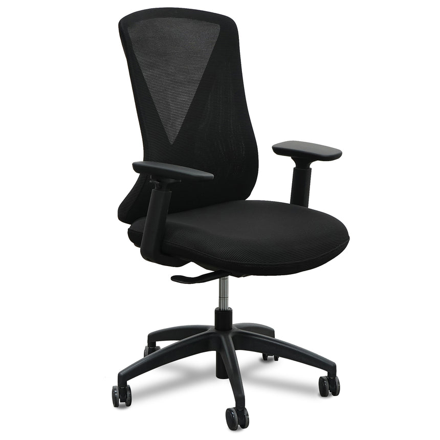 OC2757-SN Office Chair - Black