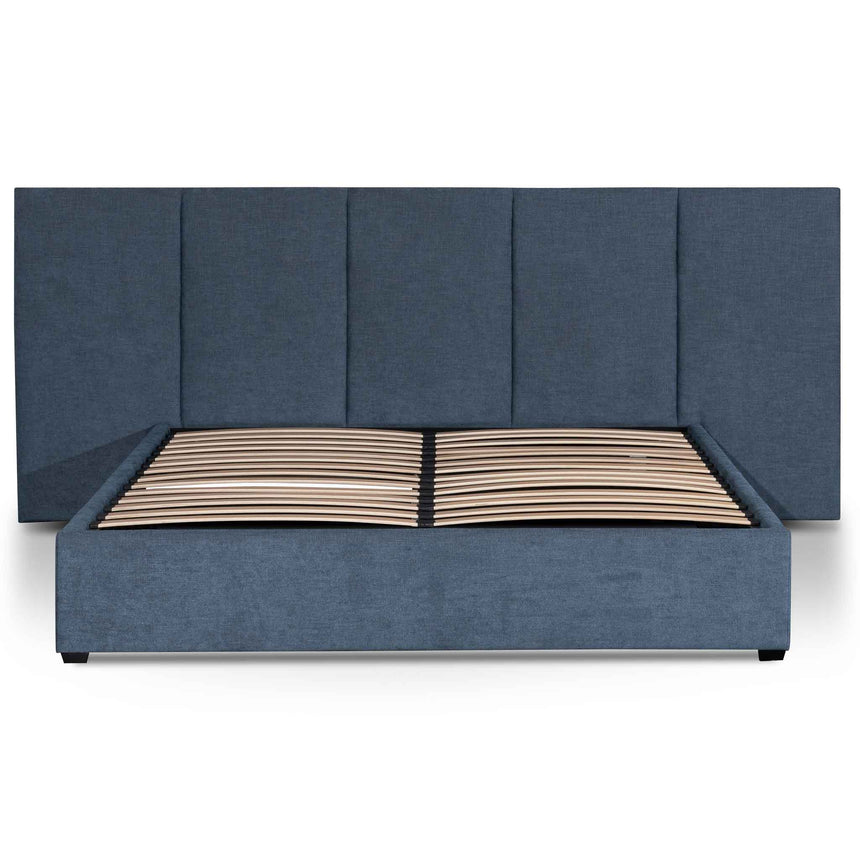 CBD6292-MI Queen Bed Frame - Black Indigo