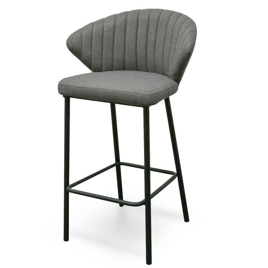 CBS2351-DW Bar Stool - Grey - 65cm (H)