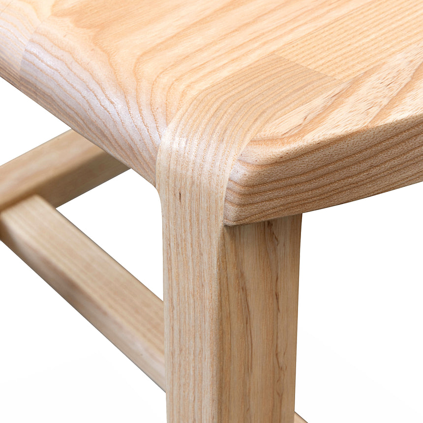 CBS2563-SU Low Stool - Natural