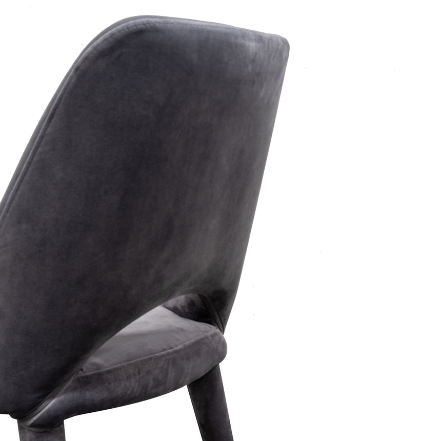 CDC2475-ML Dining Chair - Dark Grey