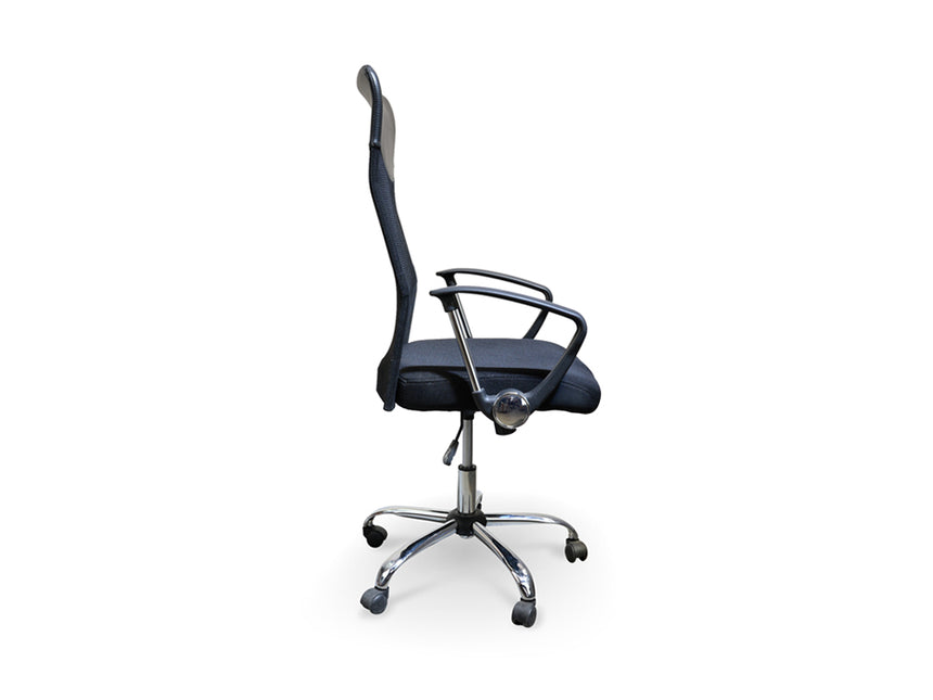 COC455 Mesh Boardroom Office Chair - Black