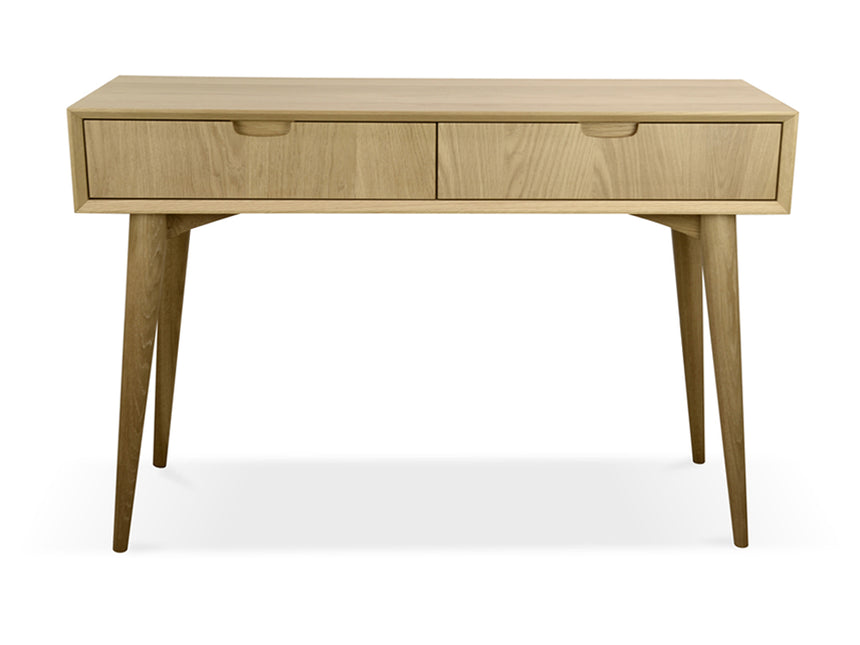 CDT776-VN Scandinavian Wood Console Table with Drawers