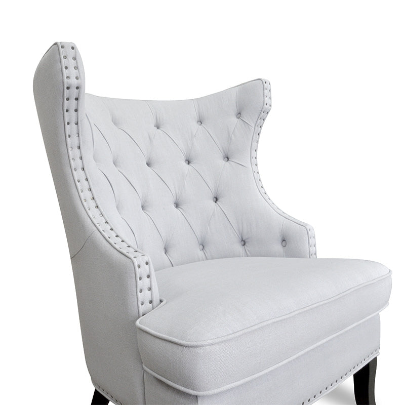 CLC2043-CA Armchair in Grey