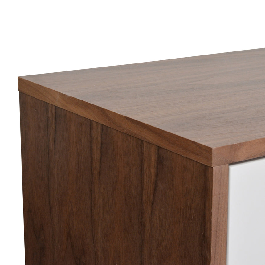 CST341-DW  Beside table - walnut
