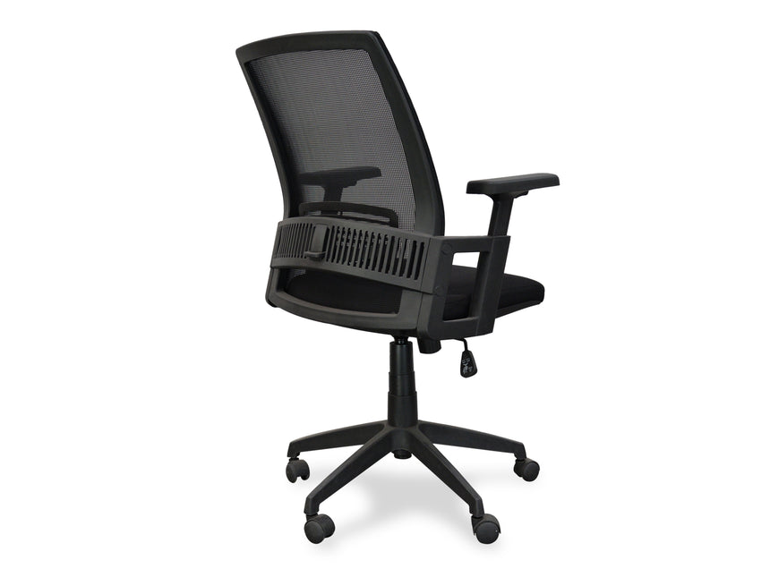 COC448 Office Chair - White Back