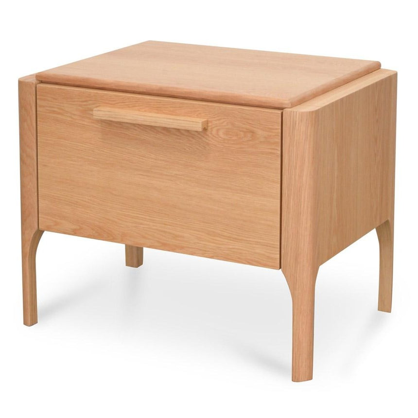 CST2135-CN Bedside Table - Natural Oak