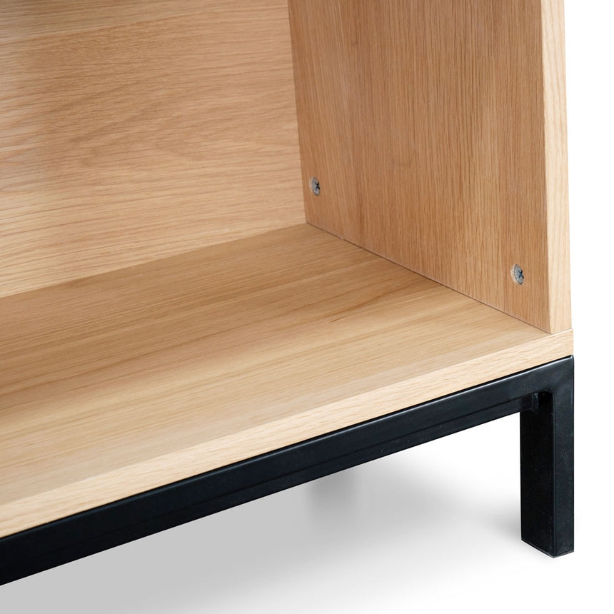 CDT2124-KD Bookcase - Natural