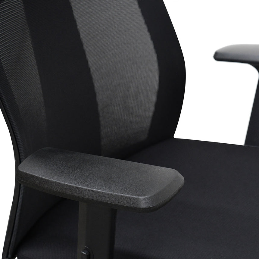 COC2228-LF Mesh Office Chair - Black