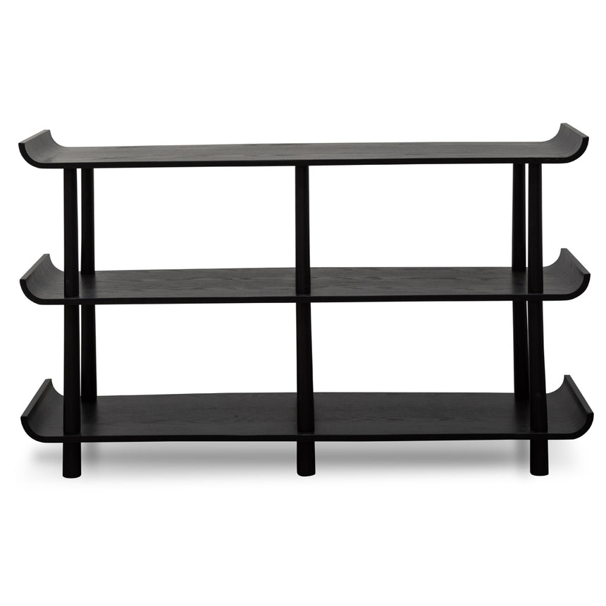 CDT2423-DR Shelving Unit - Black