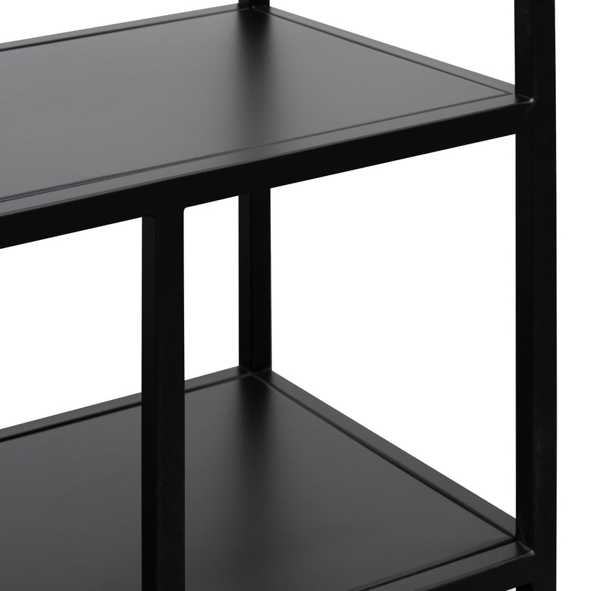 CDT2644-KL Black Metal Industrial Shelving Unit
