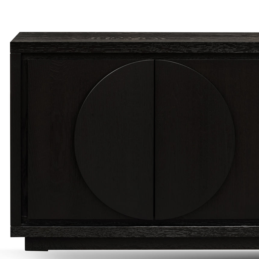 CDT2900-VA 2m Buffet Unit - Textured Ebony Black