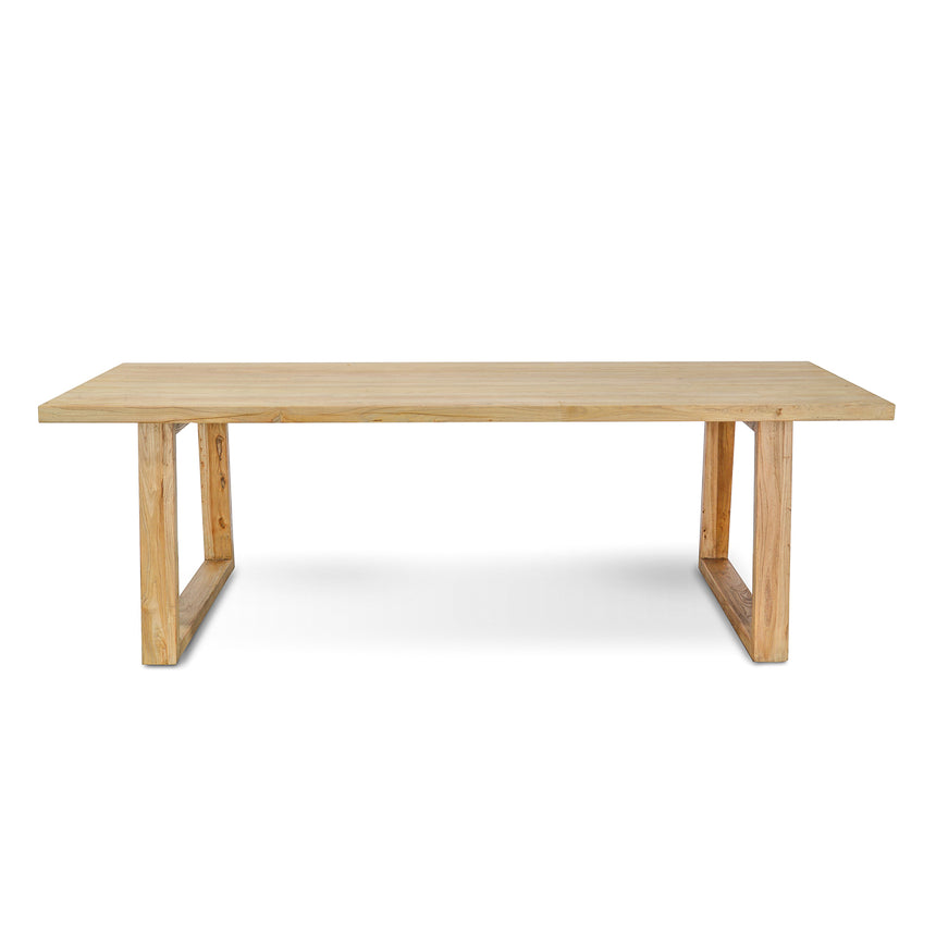 CDT576 Reclaimed Dining Table - 2.4m
