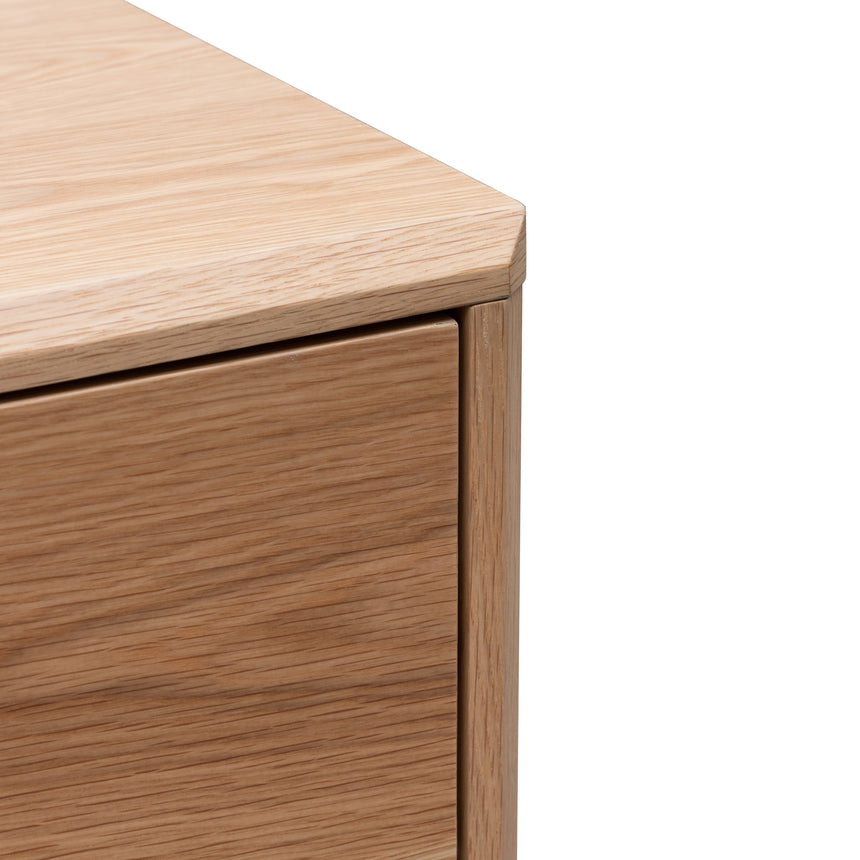CDT6088-CN - 3 Drawers Dressing Table - Natural Oak