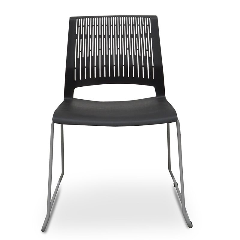 COC500 Visitor Chair - Black