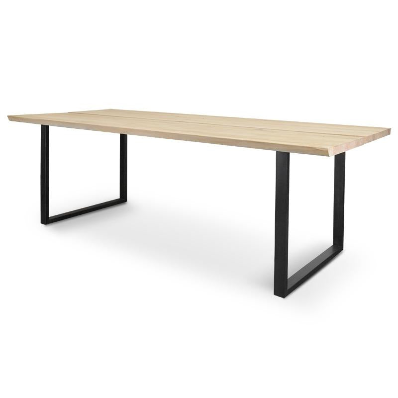 CDT2007-KL 2.4m Ash Dining Table