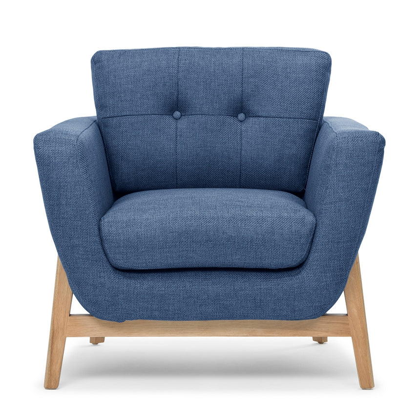 CLC2075 Armchair - Navy Blue