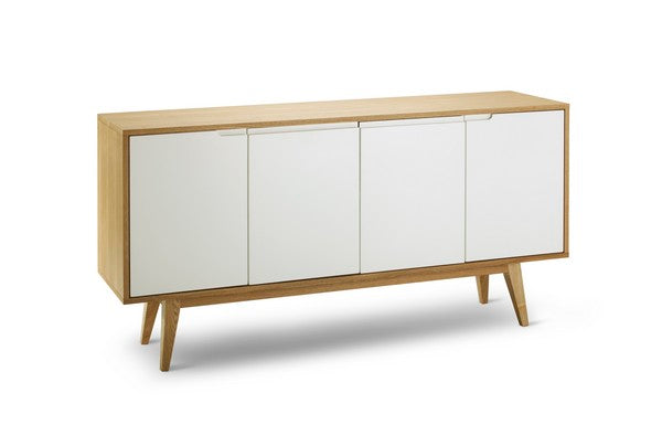 CDT1230-DW Scandinavian Sideboard Buffet Unit - Natural