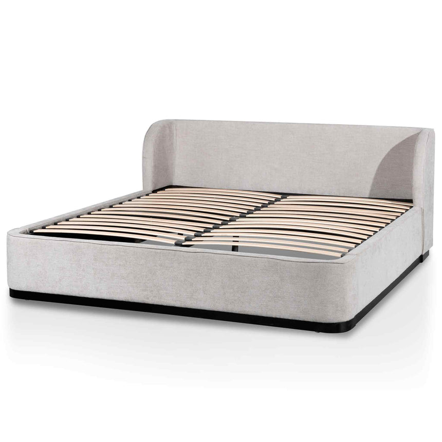 CBD6287-MI King Bed Frame - Comfort Grey