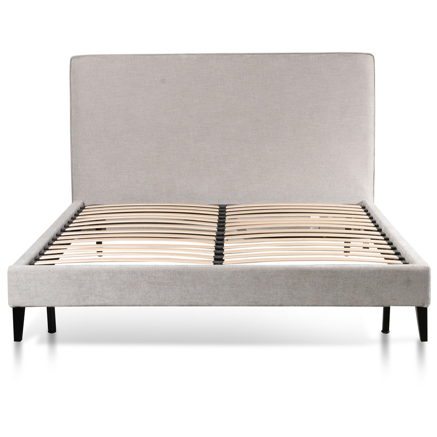 CBD6276-MI King Bed Frame - Comfort Grey