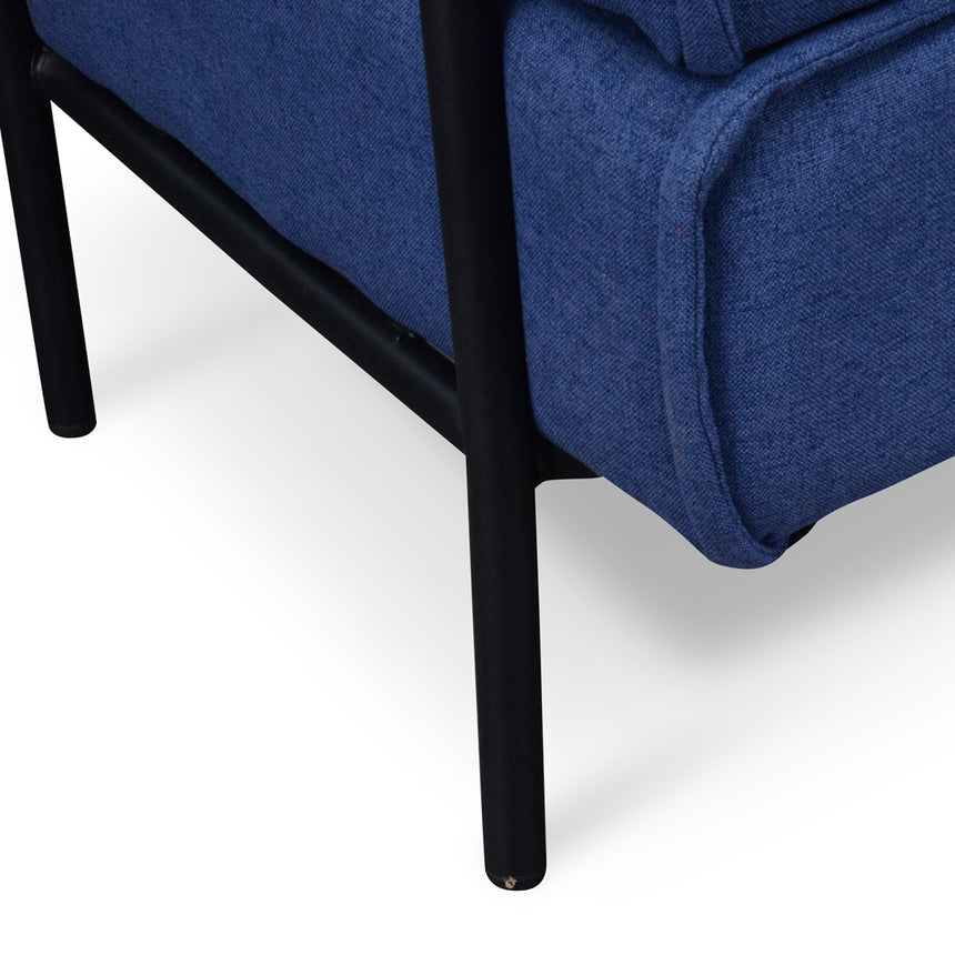 CLC885-LF Lounge Chair - Dark Blue