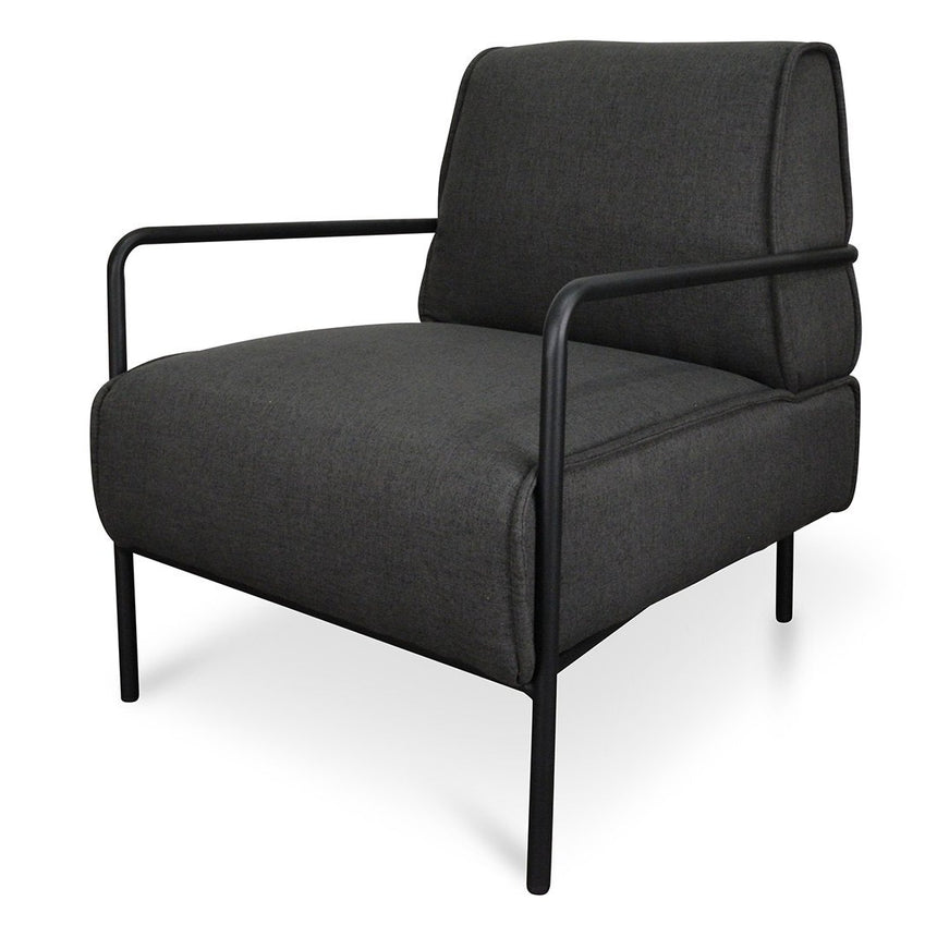 CLC884-LF Lounge Chair - Dark Grey