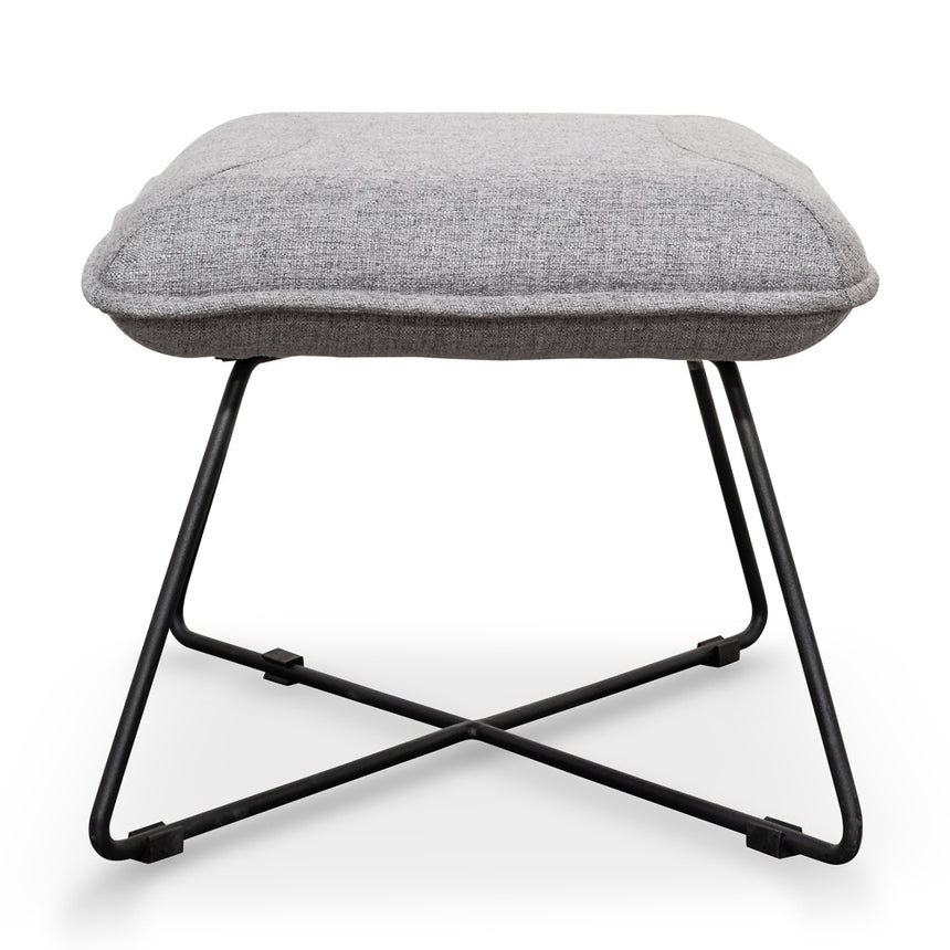 CLC2322-LF Lounge Ottoman - Light Grey