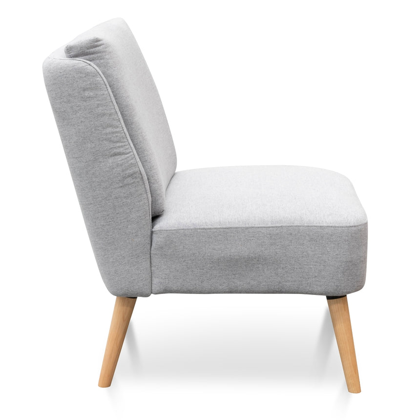 CLC2506-DCO Lounge Chair - Moonlight Grey
