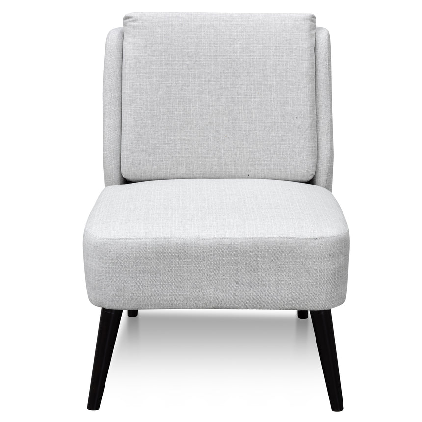 CLC2958-DCO - Lounge Chair - Grey Fabric