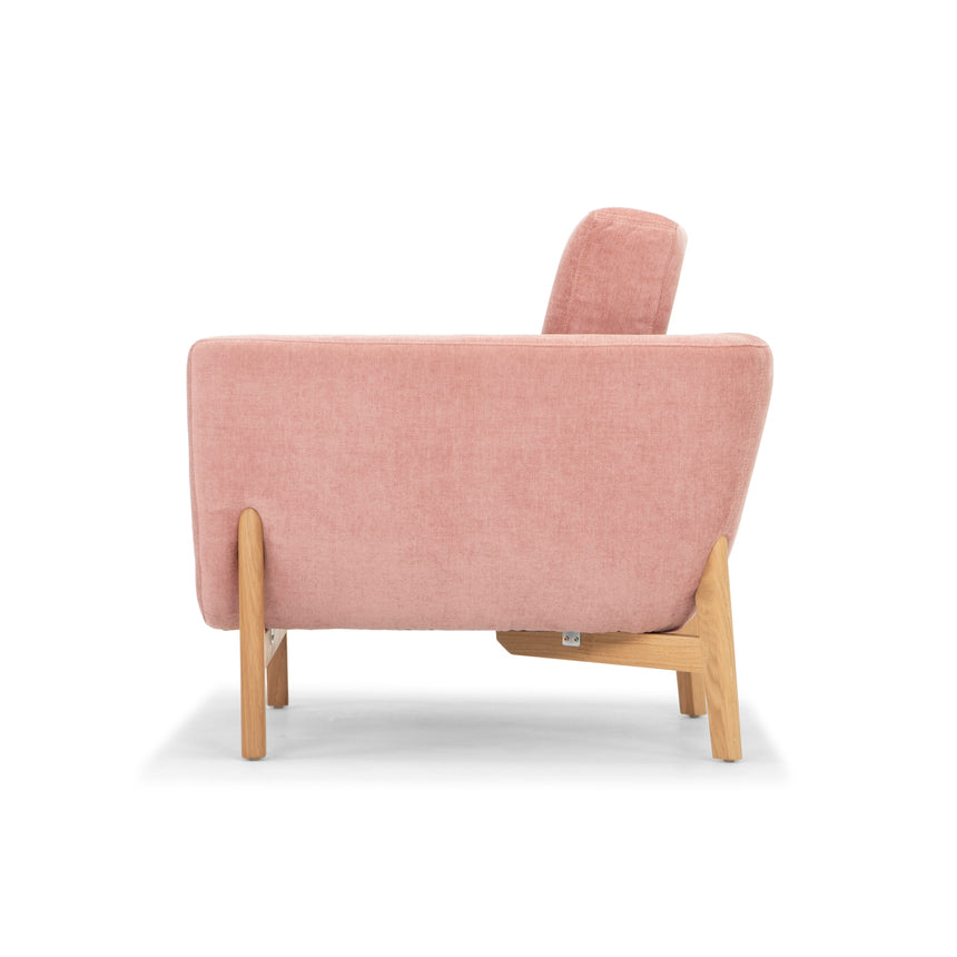 LC2868-FA Armchair - Dusty Blush