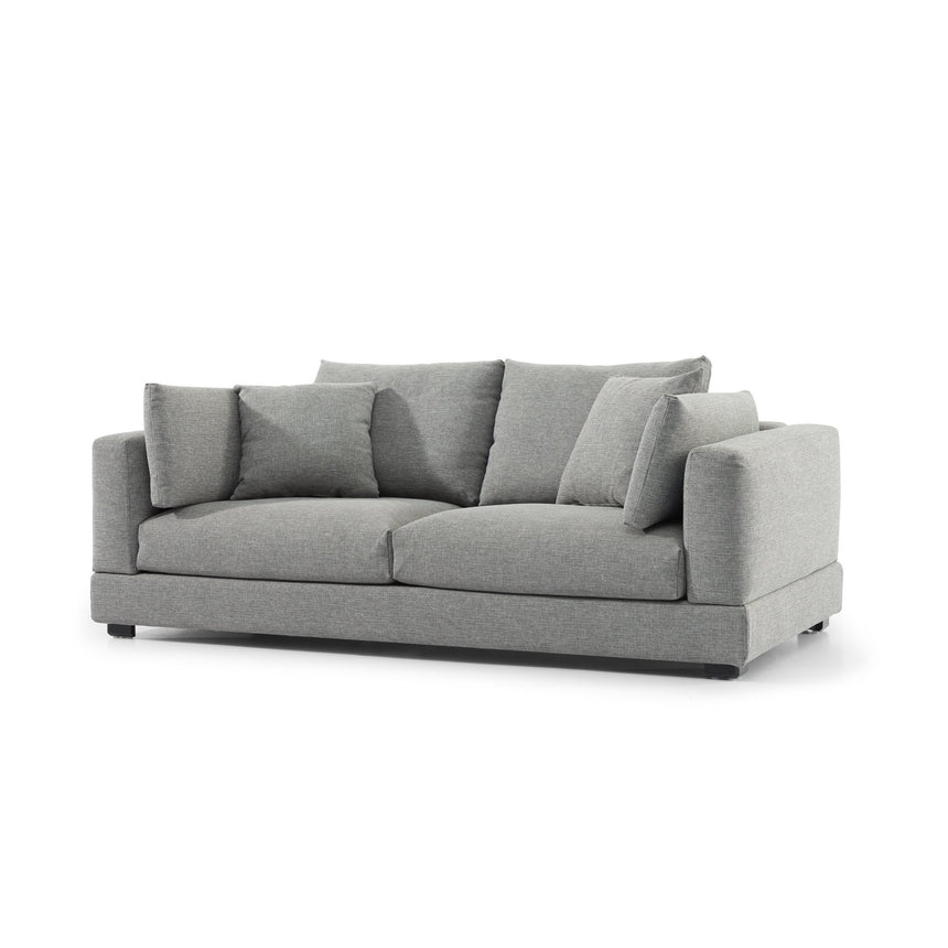 CLC2826-SKS 3 Seater Sofa - Graphite Grey