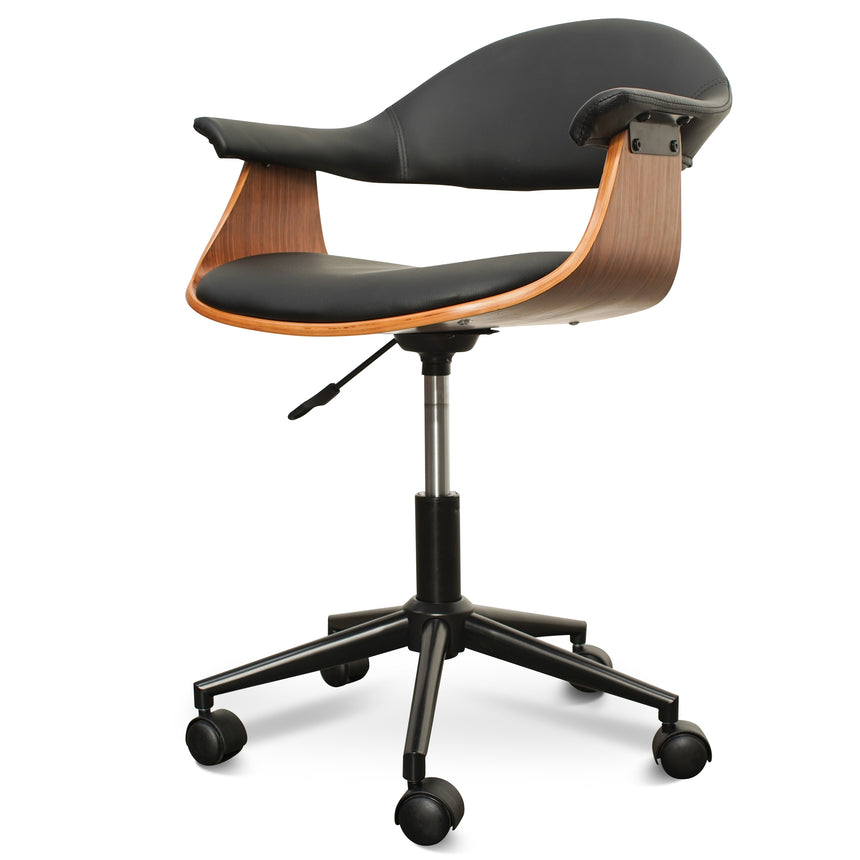 COC2634-SE Office Chair - Black PU