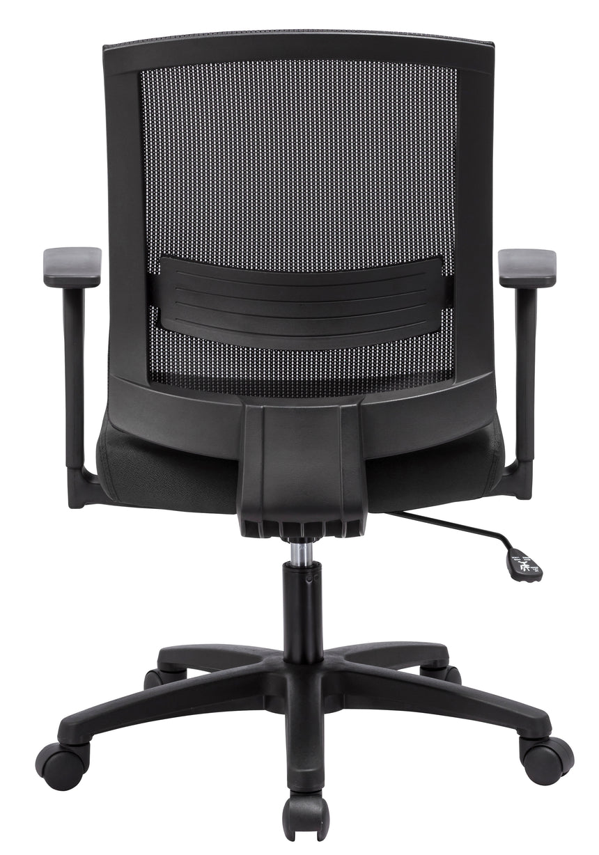 COC6110-UN - Mesh Ergonomic Office Chair - Black