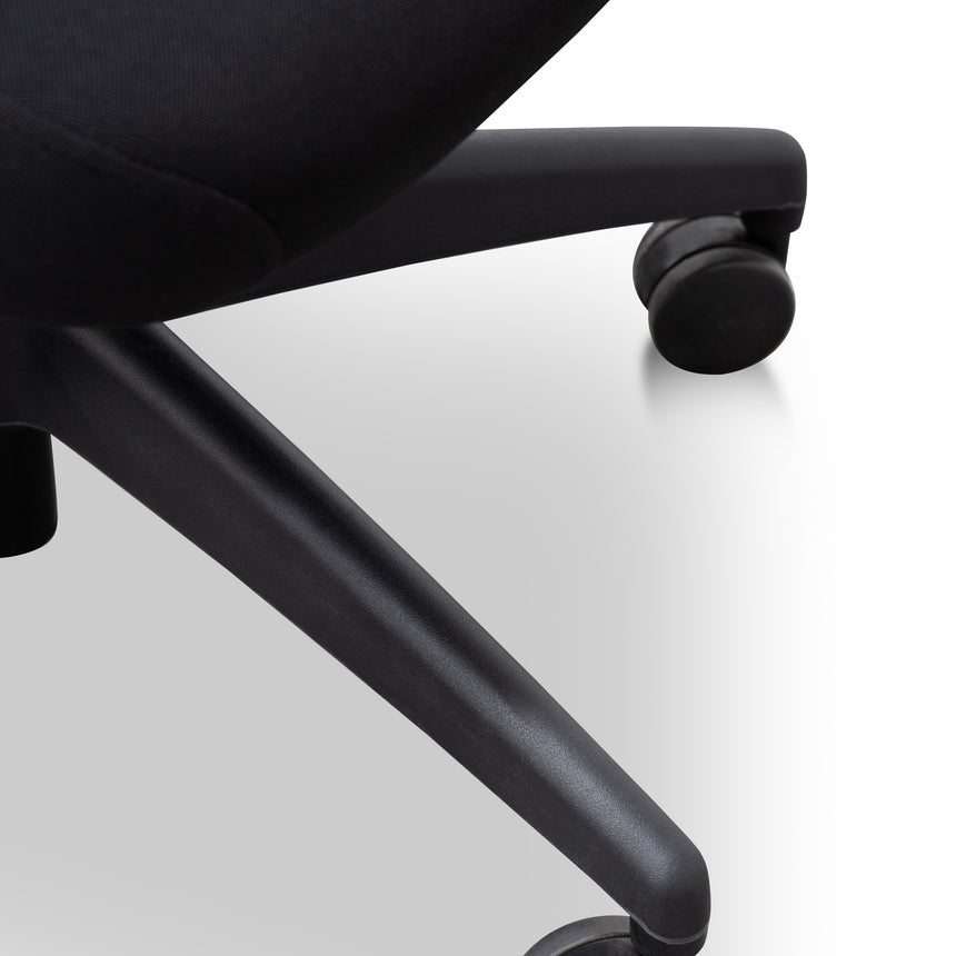 COC6112-UN - Mesh Ergonomic Office Chair - Black