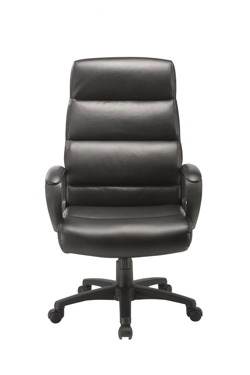 COC6113-UN - High Back Office Chair - Black