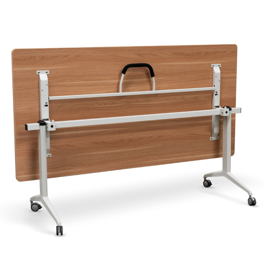 COT2393-SN Fordable Training Table - Natural