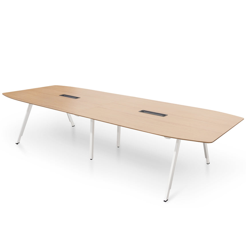 COT2500-SN Boardroom Meeting Table - Natural