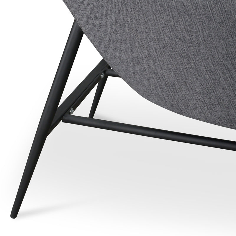 CLC2013-DW Lounge Chair in Grey