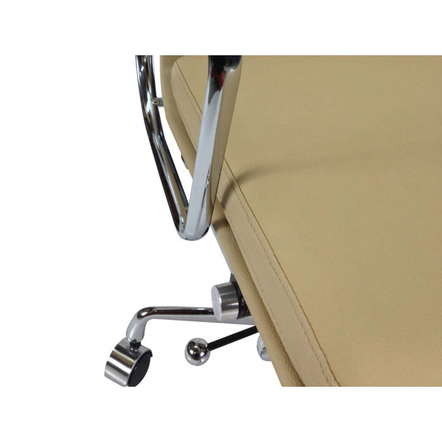 COC103B Soft Pad Boardroom  Chair - Light Brown