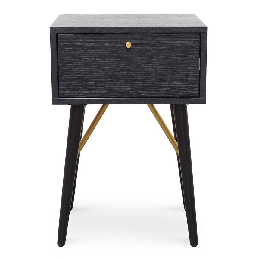 CST2666-DW Bed Side Table - Black