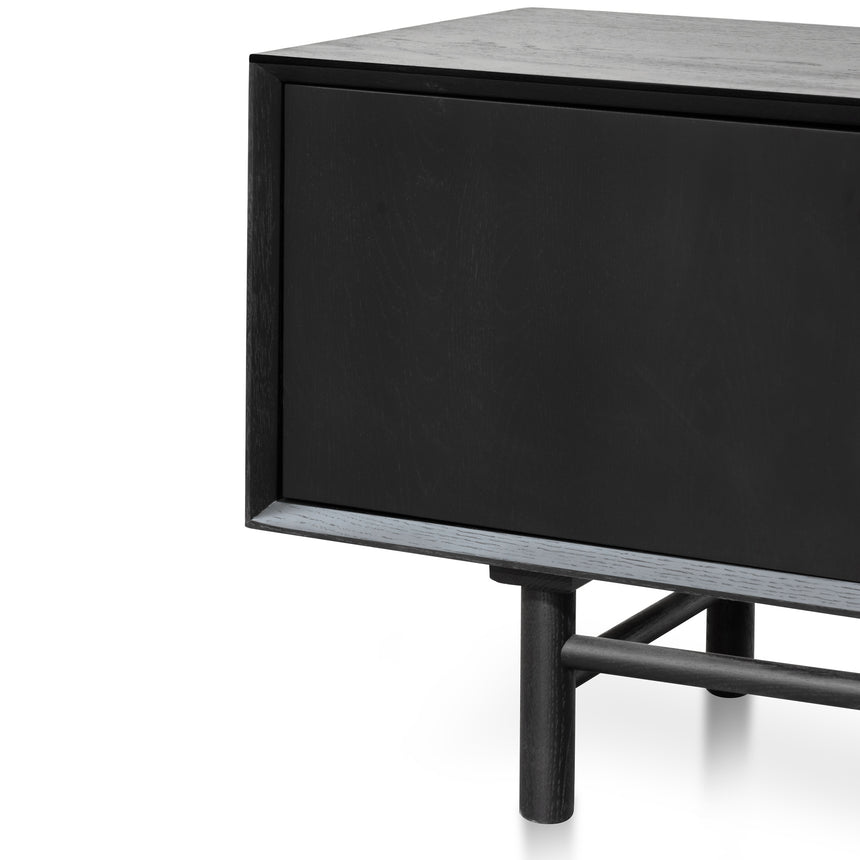 CTV2648-OW 2.1m Entertainment TV Unit - Black