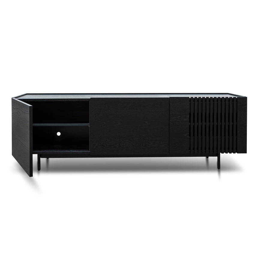CTV2811-KD Entertainment TV Unit - Black
