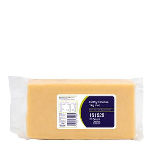 Cheese Colby Block 1 kg