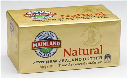 Butter Salted Natural