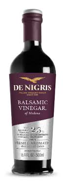 Balsamic Vinegar De Negris 25% 500 ml