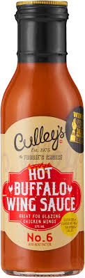 Culley's Buffalo Hot Wing Sauce GF