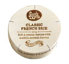 Chse Foodsnob Classic French Brie 200 gm