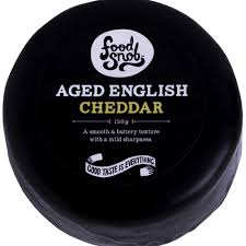 Chse Foodsnob Aged English Cheddar 200 gm