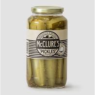 McClure Pickles Garlic & Dill Spears 907 gm